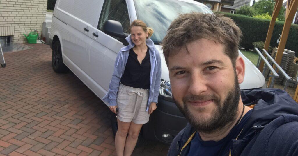 Bully Reisen Silvio und Anne Neukauf VW T5